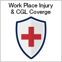 Workplace Injury & CGL Coverage
